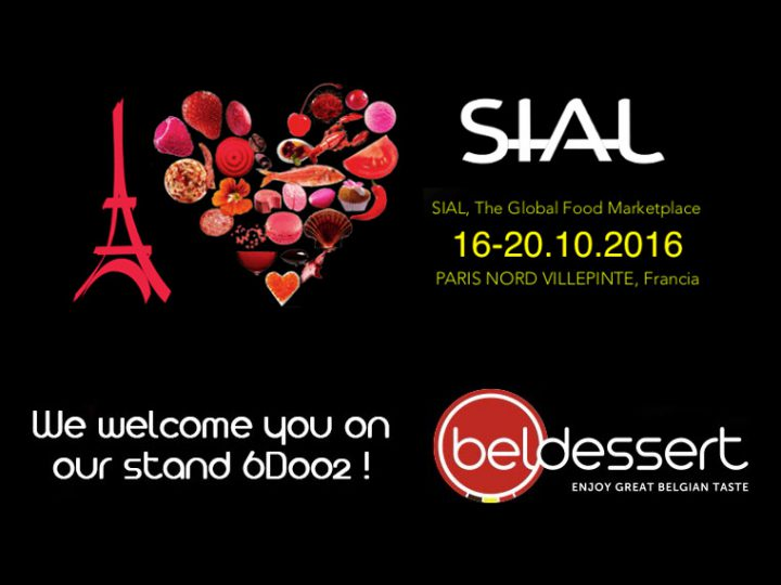 SIAL 2016 – The Global Food Marketplace